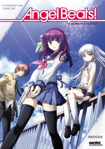 Angel Beats! Font