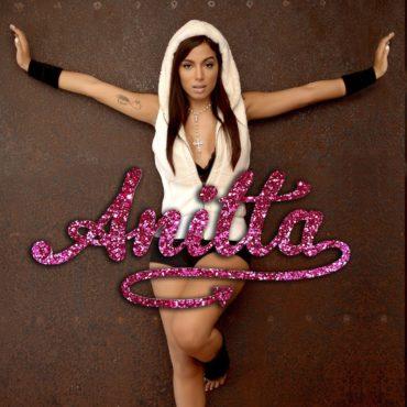 Anitta (album) Font
