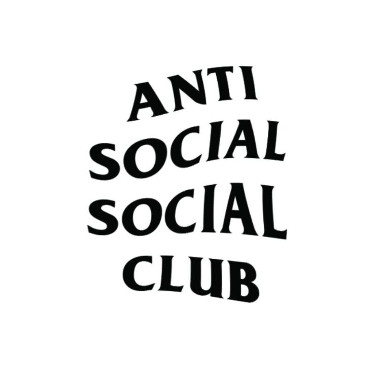 e31109bfc4d0 Anti Social Social Club Font