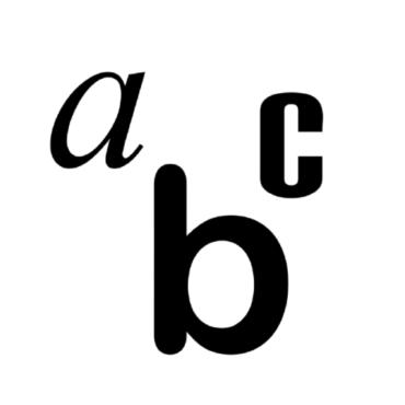 使用任意字体生成文字图片