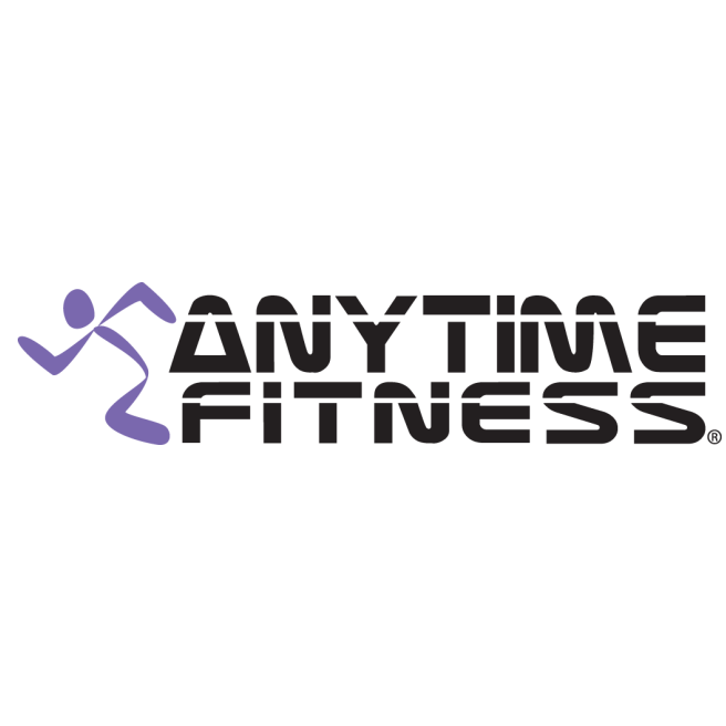 anytime fitness font