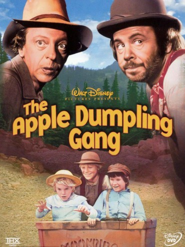The Apple Dumpling Gang Font