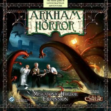 Arkham Horror Font