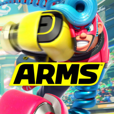 Arms (video game) Font