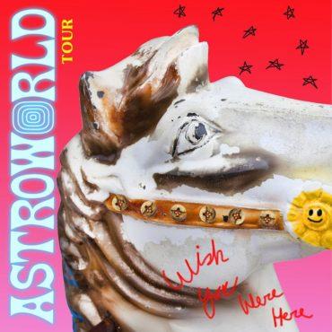 Astroworld Tour Font