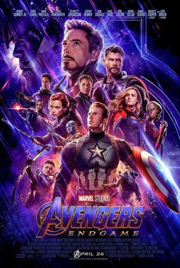 Avengers Endgame Font