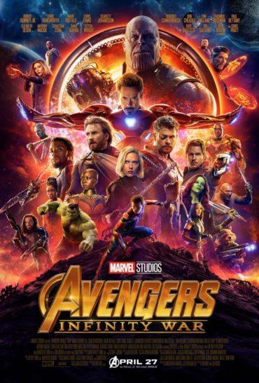 Avengers Infinity War Font