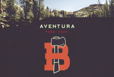Aventura – Free Display Font