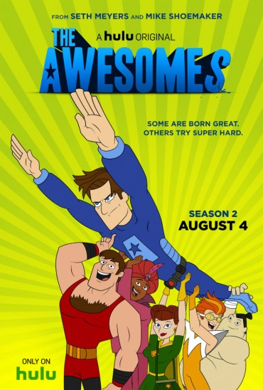 The Awesomes Font