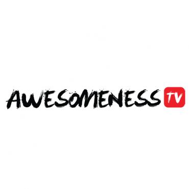 AwesomenessTV Logo Font