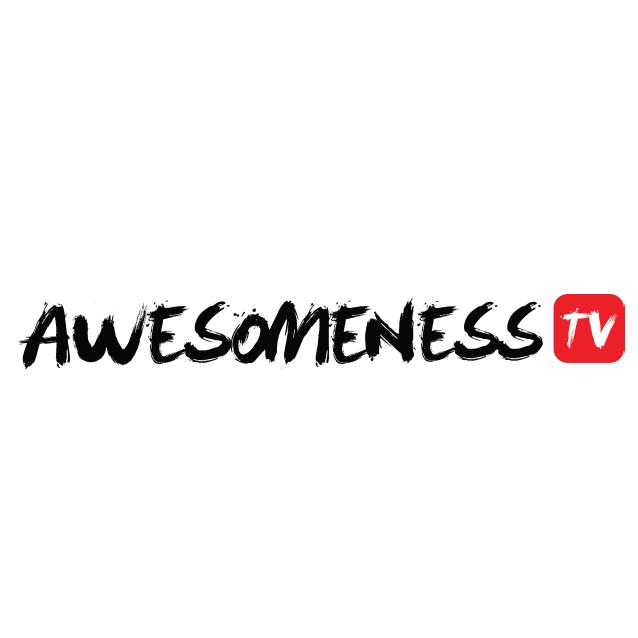 awsomeness tv logo font