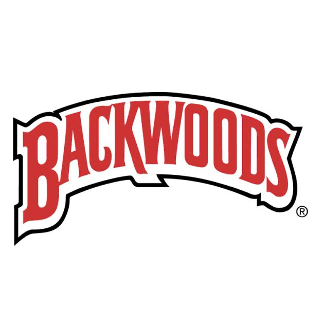 backwoods logo font