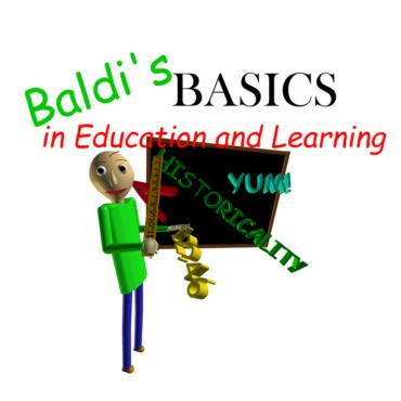 Baldi's Basics Font