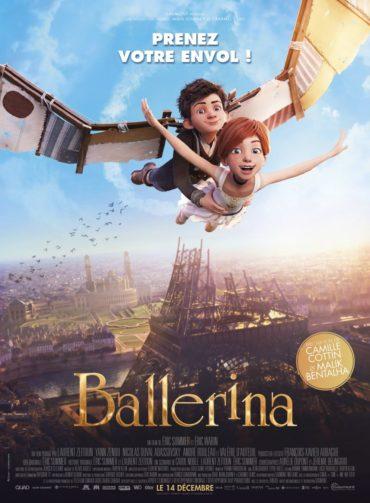 Ballerina (film) Font
