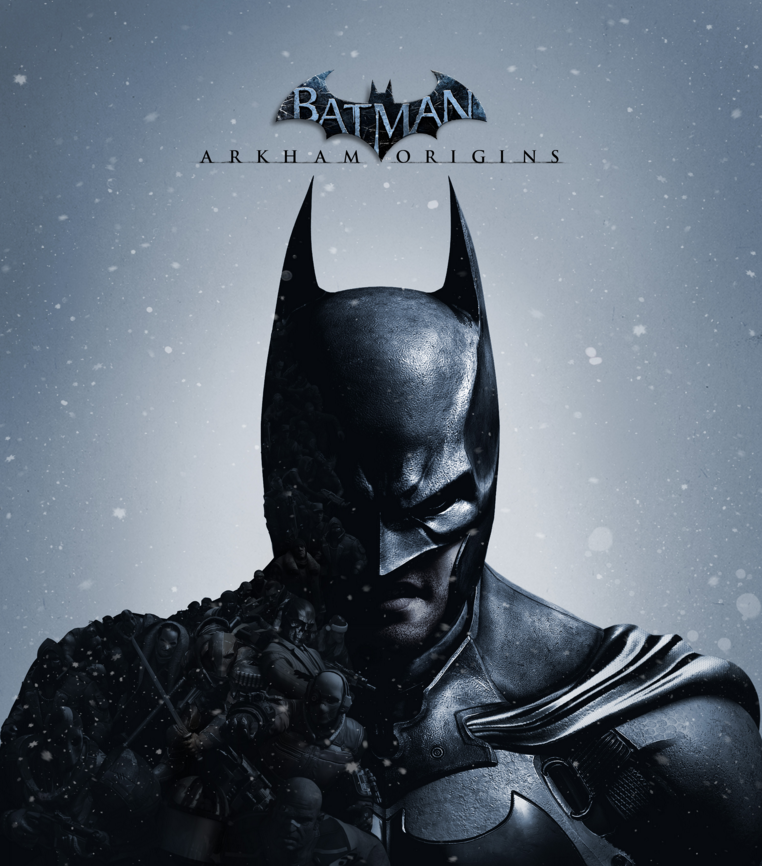 batman arkham origins game font