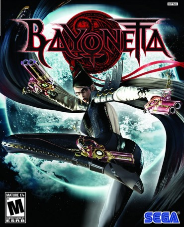 Bayonetta (Video Game) Font