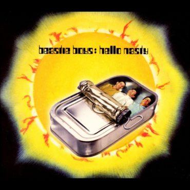 Beastie Boys Font