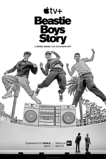 Beastie Boys Story Font