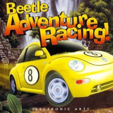 Beetle Adventure Racing Font