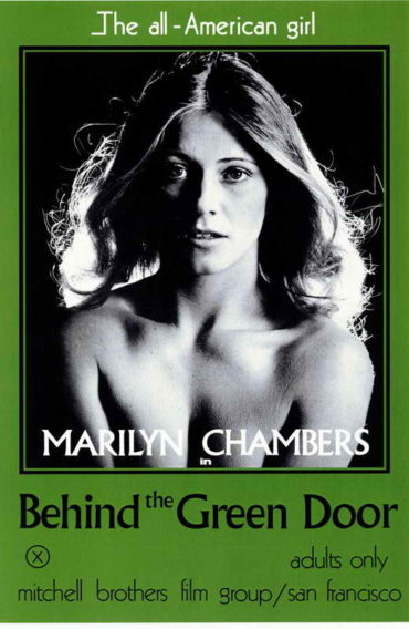 Behind the Green Door Font