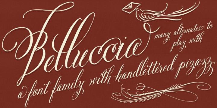 belluccia-font