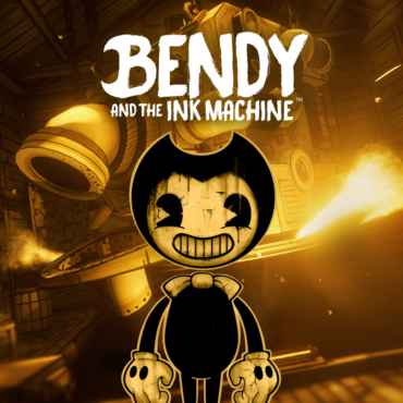 Bendy and the Ink Machine Font