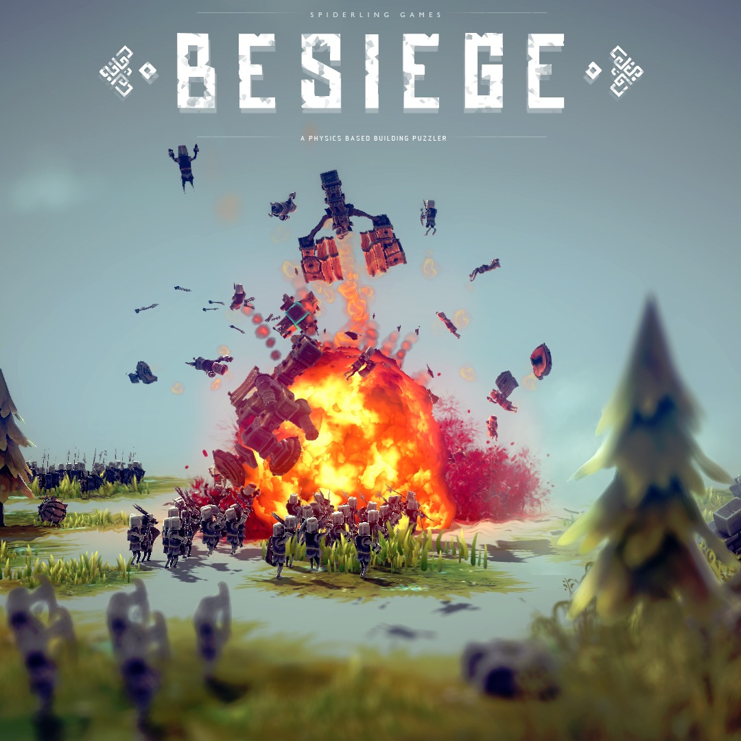 Besiege (video game) Font