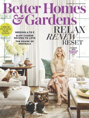 Better Homes & Gardens Font