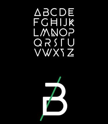 Beyno – Free Display Font