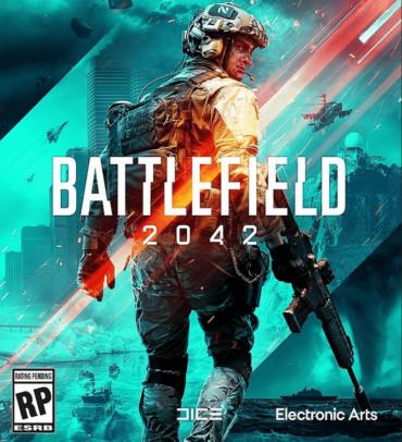 Battlefield 2042 Font