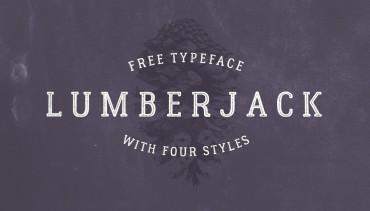 Lumberjack – Free Slab Serif Font