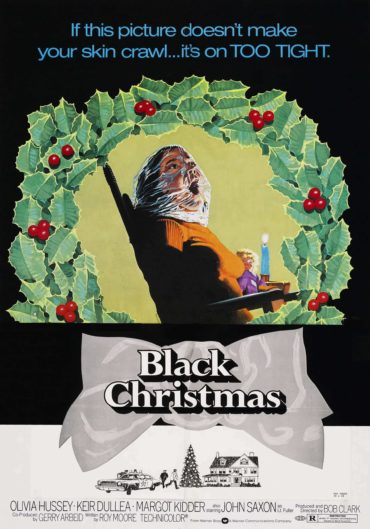 Black Christmas Font