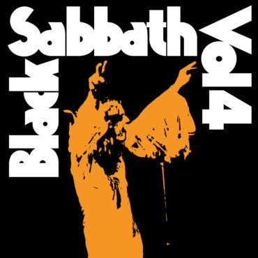 Vol. 4 (Black Sabbath) Font