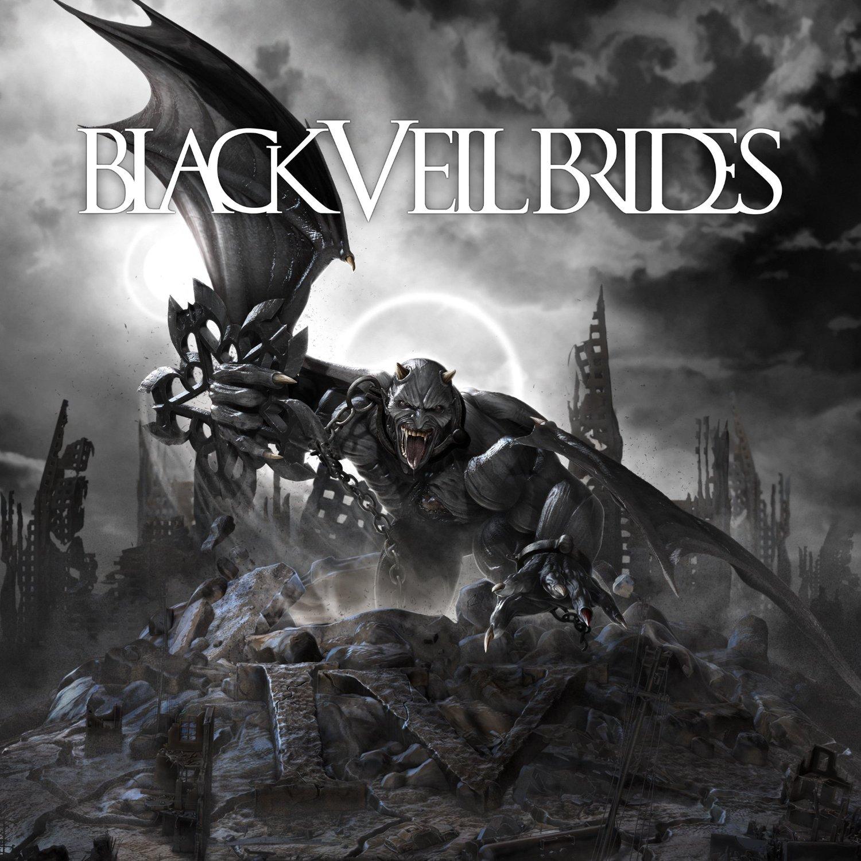 black veil brides album font