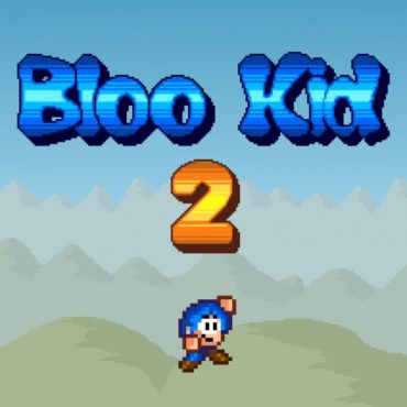 Bloo Kid 2 Font