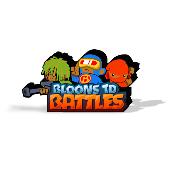 bloons td battles game font
