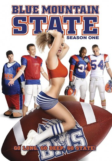 Blue Mountain State (TV Show) Font