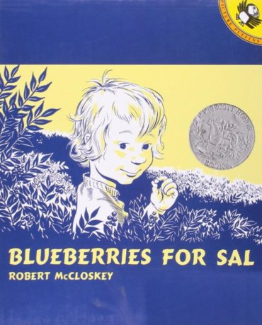 Blueberries for Sal Font