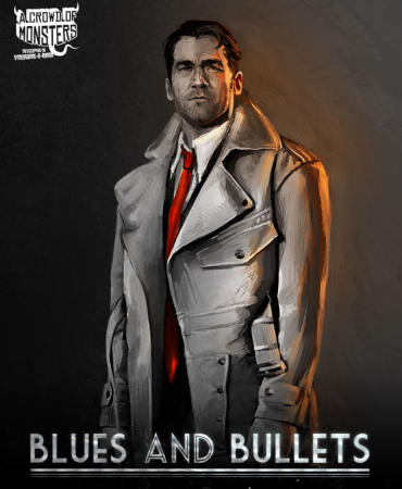 Blues and Bullets Font