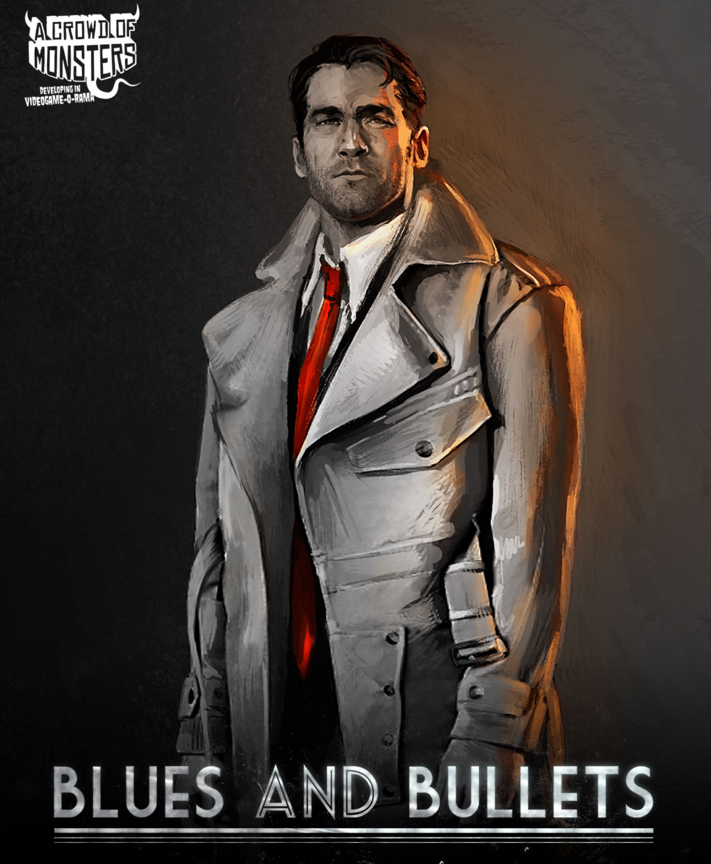 blues and bullets game