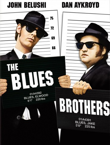 Blues Brothers (Film) Font