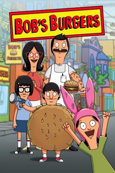Bob's Burgers (TV Show) Font