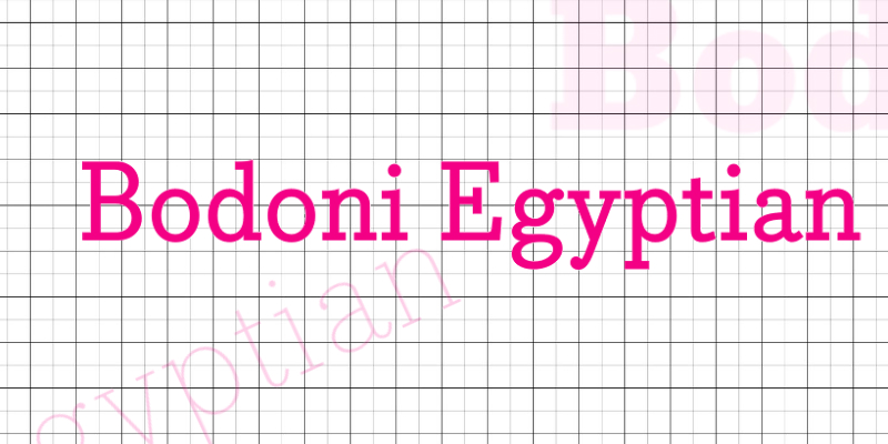 bodoni-egyptian-font