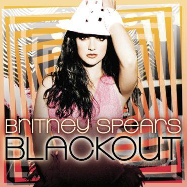 Blackout (Britney Spears) Font