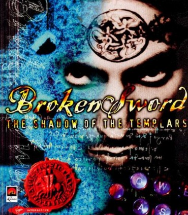 Broken Sword (Video Game) Font