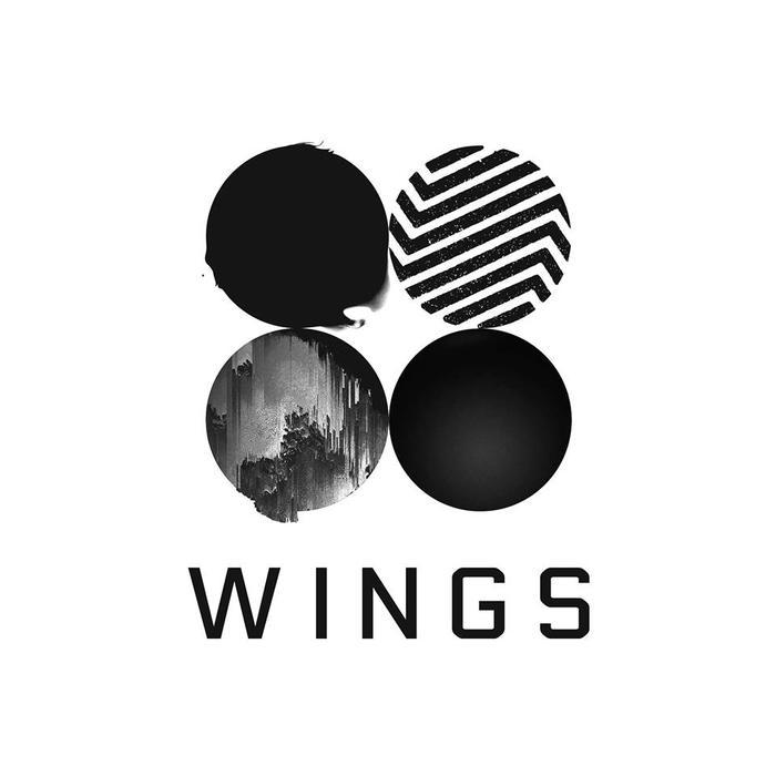 Wings (BTS) Font