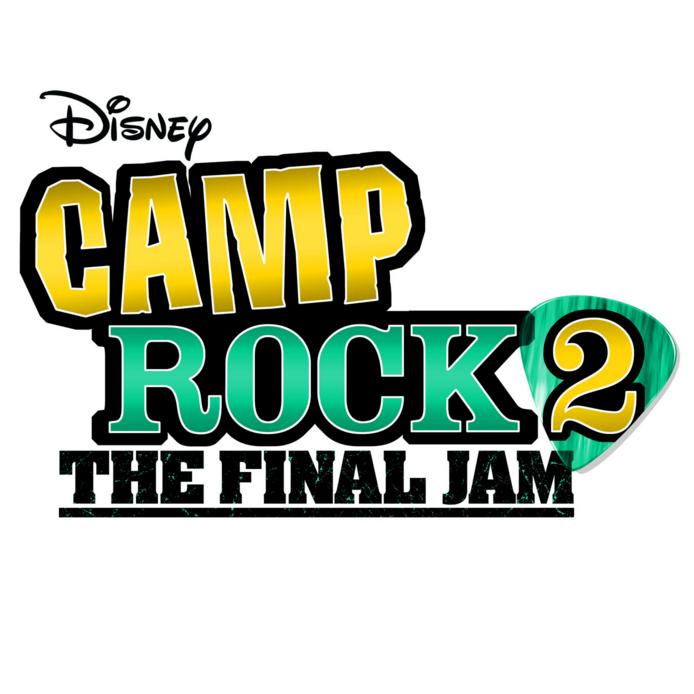 camp rock 2 the final jam tv font