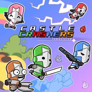 Castle Crashers Font