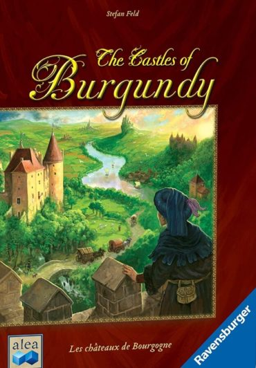 The Castles of Burgundy Font