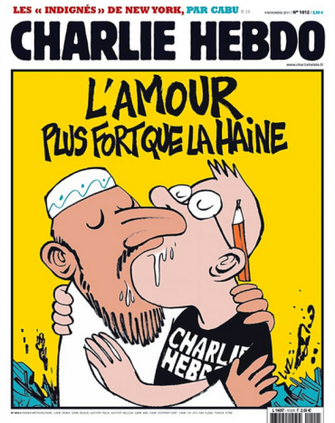 Charlie Hebdo Font